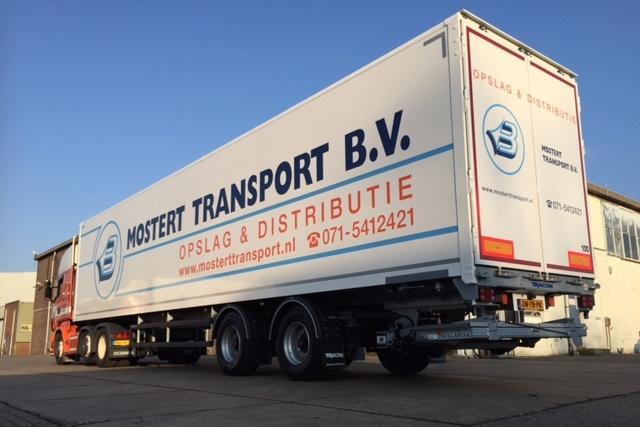 Verkoop transportbedrijf