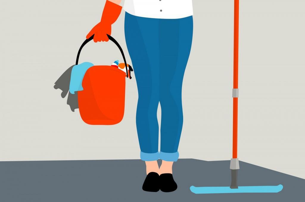Portefeuille(s) contracten schoonmaakdiensten